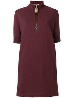 Marc Jacobs платье на молнии спереди