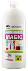 """Brand new AUTOMATIC MAGIC all natural dishwasher detergent!     And it is for reals MAGIC. Forget every other """"green"""" dishwasher detergent you ever tried. THIS is the real deal."""