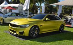 2016 BMW M4 release date