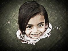 Little Nepal girl.......cute.....!