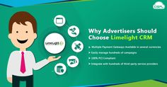 Limelight has integration modules for over 200+ third-party providers. Whether you have specific fulfilment, anti-fraud or marketing needs, Limelight has you covered. No business is too large, too small, nor too unique for Limelight CRM.  Contact us today for your free quote!  #LimelightCRM #CodeClouds