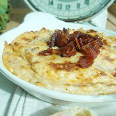 Warm Cheesy Artichoke Dip