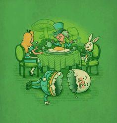 Humpty Dumpty salió del cascarón