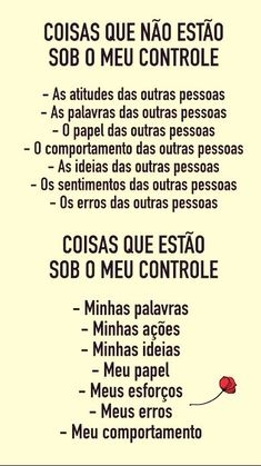 Sem e com controlo. Job Coaching, Poetry Quotes, Self Esteem, Better Life, Positive Vibes, Reiki, Cool Words, Best Quotes, Psychology