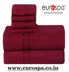 PARADISE- 1 Pc GENTS BATH TOWEL + 1 Pc LADIES BATH TOWEL + 4 Pc HAND TOWEL SET  Eurospa brings to you an exclusively designed,100% soft cotton towels of export quality.All our products have soft texture that takes care of your skin and gives you that enriched feeling you deserve & durability. Size Gents Towel:150 X 75 cms Size Ladies Towel:120 x 60 cms Size Hand Towel:60 x 40 cms…