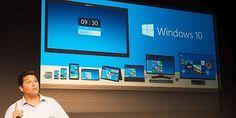 شركة مايكروسوفت تُصدر أول تحديث رئيسي لنظام ويندوز 10