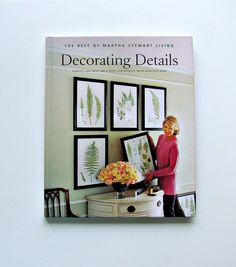 The Best of Martha Stewart Living Decorating by Threadsandyarn