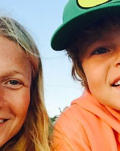 Gwyneth Paltrow wishes son Moses a happy 9th birthday!