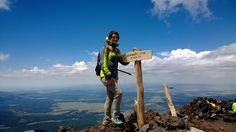 Humphreys Peak - Flagstaff, Arizona - Arizona's highest natural point - #hiking