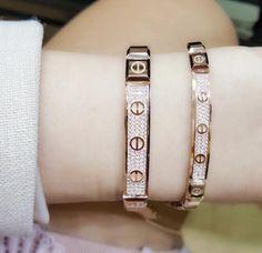 ID : primegold Diamond Bracelets, Cartier Love Bracelet, Bracelets For Men, Bangle Bracelets, Jewelry Box, Jewelery, Jewelry Accessories, Gents Bracelet, Gold Bangles Design