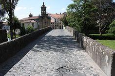 Carmen de abaixo, Santiago de Compostela (Spain).