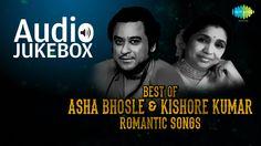 Best of Asha Bhosle & Kishore Kumar Duet Songs - Evergreen Romantic Hits Kishore Kumar Songs, Asha Bhosle, Song Hindi, Indian Music, Saddest Songs, Romantic Songs, Hit Songs, Jukebox, Evergreen