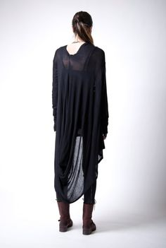 NEW Tunic / Loose Fitting Top / Assymetrical by marcellamoda