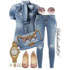 Chloe frames, Chanel, Dsquared2, Rolex, Louboutin