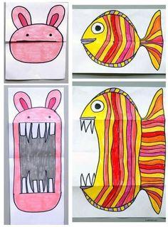 Craft Activities For Kids, Preschool Crafts, Toddler Activities, Fun Crafts, Arts And Crafts, Paper Crafts, School Art Projects, Projects For Kids, Diy For Kids