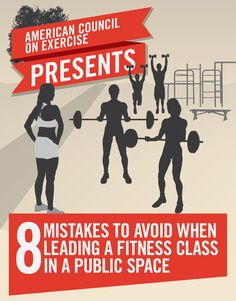 ACE Advocacy Center   8 Mistakes to Avoid When Leading a Fitness Class in a Public Space
