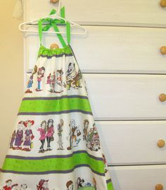 Let's go Shopping Sundress by janeylaughs on Etsy, $34.00