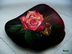 Růže - těžítko