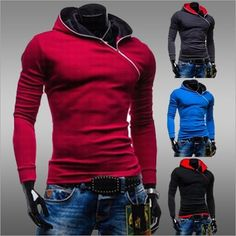 Side Zipper Pullover Hoodie – eDealRetail