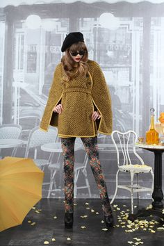 Alice + Olivia Pre-Fall 2012 Collection Slideshow on Style.com