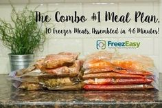 The Combo #1 Meal Plan
