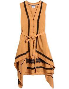 MAIYET Short Dress. #maiyet #cloth #dress