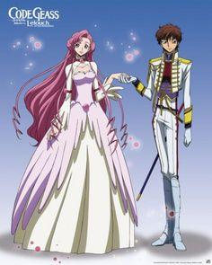Code Geass: Code Geass Suzaku et Euphemia