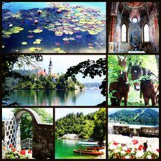 Lago Bled - Eslovénia