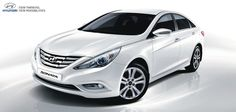 Enthralled? We don't blame you. The angelic looks of the Hyundai Sonata can leave any one mesmerized! ;)