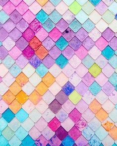 """""""What color shall we tile the house? All of them? Ok, let's tile the house all of the colors."""" #WHP"""