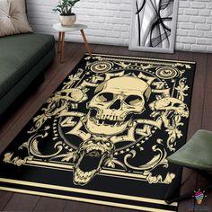 Skull Carpet, Skull Rug, Halloween Skull, Vintage Halloween, Halloween Makeup, Halloween Costumes, Mexican Candy, Candy Skulls, Sugar Skull Art