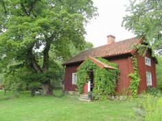 Cottage, Sweden. (Torp)