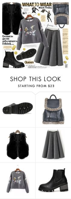 """""""What to Wear: Black Friday Shopping"""" by katjuncica ❤ liked on Polyvore featuring rag & bone and shoptilyoudrop"""