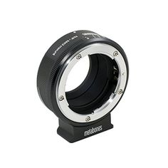 Metabones Nikon G Lens to Micro Four Thirds Lens Mount Adapter (Matte Black) Nikon Lenses, Camera Lens, Lens Aperture, Printer Scanner, Flash Photography, Depth Of Field, Leica, Matte Black, Digital Camera
