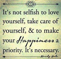 Self  Priority