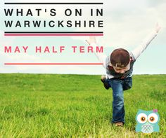 Here's your guide to What's On For Families in Warwickshire in May Half Term. Stuff To Do, Things To Do, May, Families, Things To Make, My Family, Households