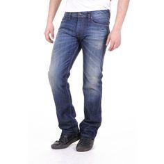 Denim Waist 38 - Length 34 - INT. XXL Diesel mens jeans WAYKEE 0837A L.34