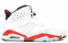 """#10 Air Jordan VI """"White Infrared"""""""