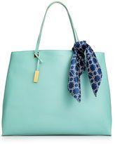 designer weekend bags-ivanka trump handbag solid julia shopper