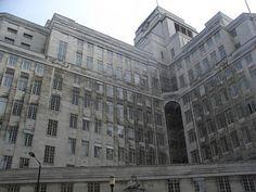 London Underground invites tenders for resi scheme at iconic Art Deco HQ