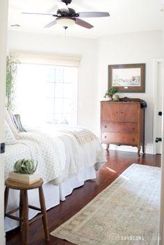 Before + After: Project Riverrun Guest Room - Sundling Studio #beforeandafter #interiordesign #roommakeover #bedroom #bedroomideas