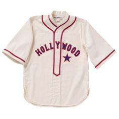 Hollywood Stars 1940 Home Jersey (Pacific Coast League) Major League Baseball Teams, Dodgers Baseball, Moving To San Diego, Barbara Stanwyck, Royal Red, American League, Oakland Athletics, Kansas City Royals, Seattle Mariners