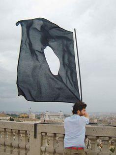 BLACK FLAG FREDERIC POST
