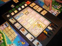 Puerto Rico - the best strategic game