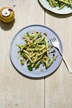 Recipe: Cucumber, Pistachio and Yogurt Salad
