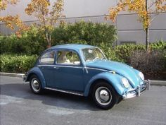 Victor Volkswagen: Trusted friend for 43 years  Make: Volkswagen  Model: Beetle  Year: 1965  Mileage: 166000  Condition: Restored  Location: Tualatin, Oregon  Engine Type: 4 Cylinder  Transmission Type: Manual color : blue with white interior