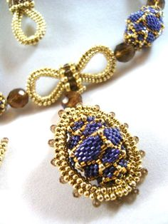 Chelsie's Necklace by ChristmasCreation on Etsy