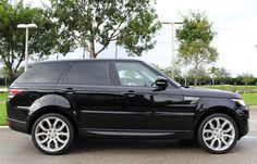 2014 Land Rover Range Rover Sport West Palm Beach, FL #landroverpalmbeach #landrover #rangerover