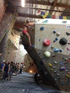 Pro climber Sierra Blair-Coyle and 5 reasons to start rock climbing | GrindTV.com