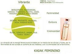 Gota Olfativa Kaiak Femenino - https://www.facebook.com/TienditadeBellezaLaguna/